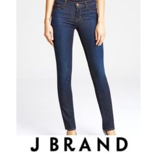 J Brand Dark Wash Ink Style 3912CO12 Jeans 28